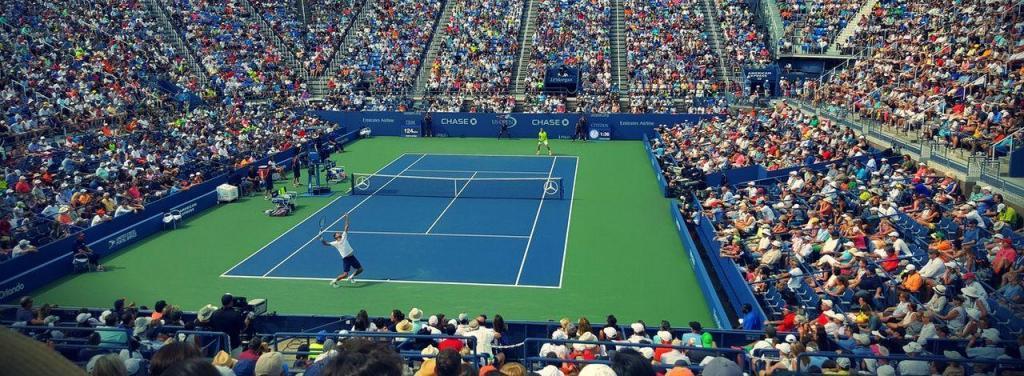 wedden op tennis - mis de grand slams niet!