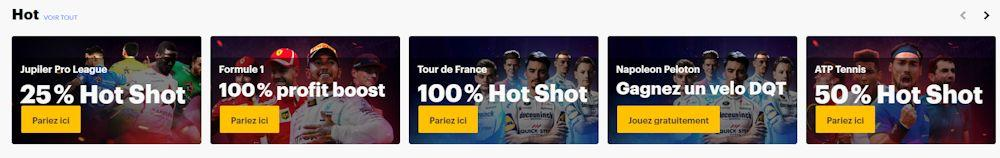 Napoleon Games Paris Sportif